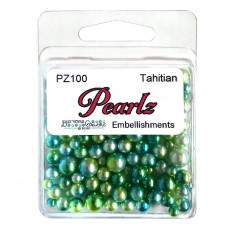 Buttons Galore - Pearlz - Tahitian