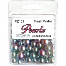 Buttons Galore - Pearlz - Fresh Water