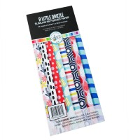 Catherine Pooler - A Little Drizzle Slimline Patterned Paper