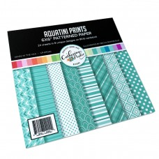 Catherine Pooler - Aquatini Prints Patterned Paper