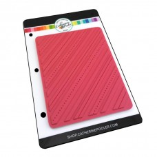 Catherine Pooler - Candy Cane Background Stamp