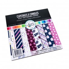 Catherine Pooler - Cupcakes and Candles Patterned Paper
