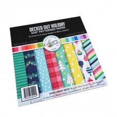 Catherine Pooler - Decked Out Holiday Patterned Paper