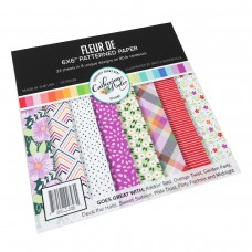 Catherine Pooler - Fleur De Patterned Paper