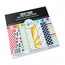 Catherine Pooler - Great Start Patterned Paper