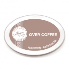Catherine Pooler - Over Coffee Ink Pad