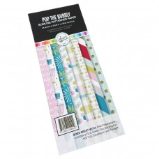 Catherine Pooler - Pop The Bubbly Slimline Patterned Paper