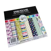 Catherine Pooler - Spring Pick-n-Mix Patterned Paper