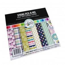 Catherine Pooler - Spring Pick-n-Mix Patterned Paper