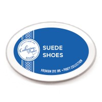 Catherine Pooler - Suede Shoes Ink Pad