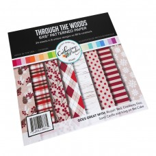 Catherine Pooler - Through the Woods Patterned Paper