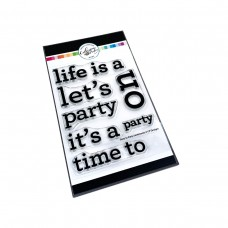 Catherine Pooler - Time to Party Sentiments