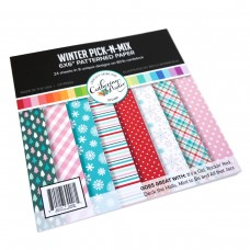 Catherine Pooler - Winter Pick-n-Mix Patterned Paper
