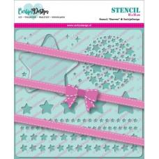 Carlijn Design - Stencil Stars