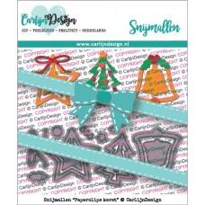 Carlijn Design - Dies Paperclips Christmas