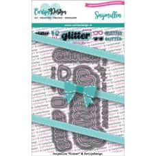 Carlijn Design - Dies Glitter