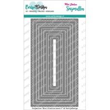 Carlijn Design - Dies Mini Slimline Card 2