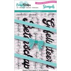 Carlijn Design - Stamps Large Sentiments 4