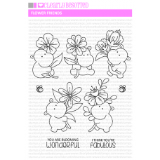 Clearly Besotted - Flower Friends