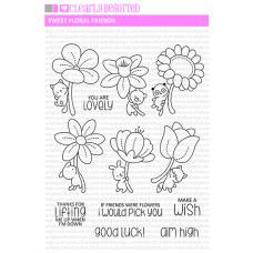 Clearly Besotted - Sweet Flower Friends