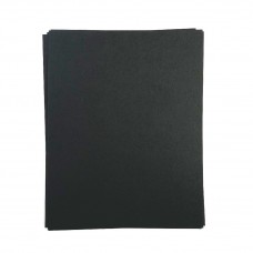 Concord and 9th - Black Cardstock (12 sheets)