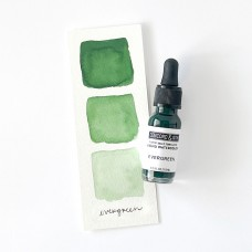 Concord and 9th - Evergreen Liquid Watercolor
