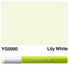 Copic Ink Refill - YG0000 Lily White