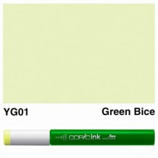 Copic Ink Refill - YG01 Green Bice