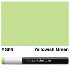 Copic Ink Refill - YG06 Yellowish Green