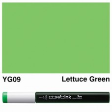Copic Ink Refill - YG09 Lettuce Green