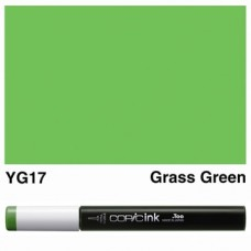 Copic Ink Refill - YG17 Grass Green