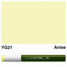 Copic Ink Refill - YG21 Anise