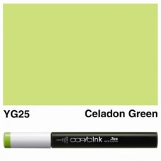 Copic Ink Refill - YG25 Celadon Green