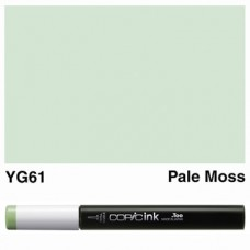 Copic Ink Refill - YG61 Pale Moss