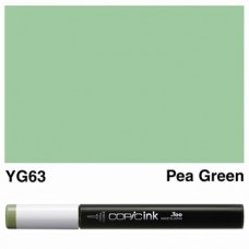 Copic Ink Refill - YG63 Pea Green