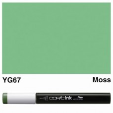 Copic Ink Refill - YG67 Moss