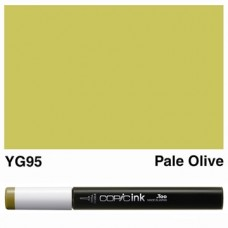 Copic Ink Refill - YG95 Pale Olive