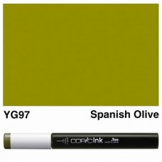Copic Ink Refill - YG97 Spanish Olive