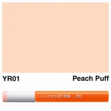 Copic Ink Refill - YR01 Peach Puff