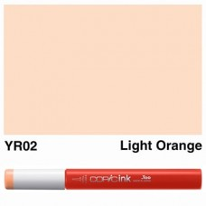 Copic Ink Refill - YR02 Light Orange