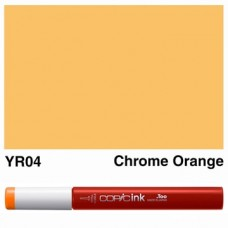 Copic Ink Refill - YR04 Chrome Orange