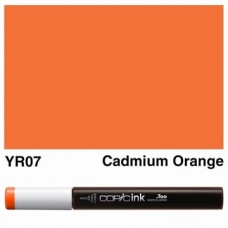 Copic Ink Refill - YR07 Cadmium Orange