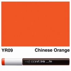 Copic Ink Refill - YR09 Chinese Orange