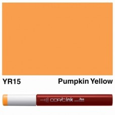Copic Ink Refill - YR15 Pumpkin Yellow