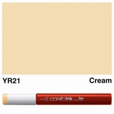 Copic Ink Refill - YR21 Cream