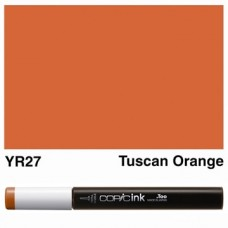 Copic Ink Refill - YR27 Tuscan Orange
