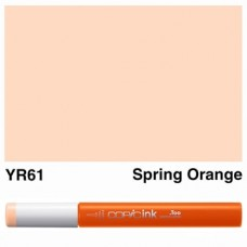 Copic Ink Refill - YR61 Spring Orange