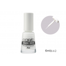 Copic - Opaque White with Brush (6 ml)