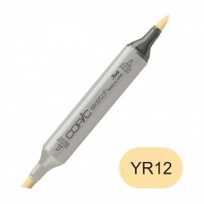 Copic Sketch - YR12 Loquat