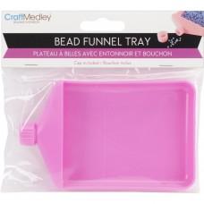 CraftMedley - Bead Funnel Tray
